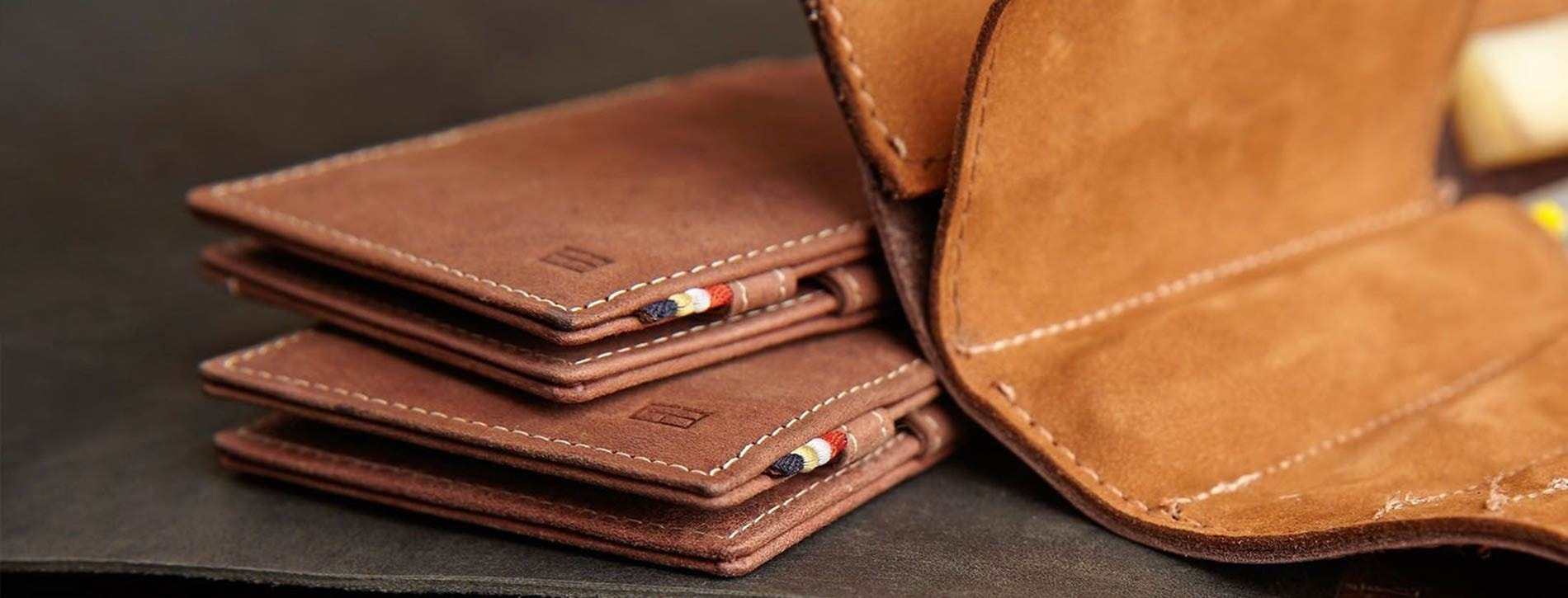 Garzini plånböcker